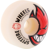 Sf Bighead 63Mm Wht W/Red