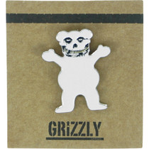 Grizzly Friend Club Pin
