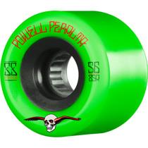 Pwl/P G-Slides 56Mm 85A Grn/Blk