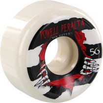 Pwl/P Park Ripper Pf 56Mm Wht W/Blk/Red
