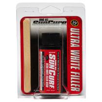 Sun Cure Ultra White Filler Uv Resin Kit 2Oz