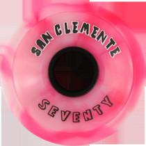 ScSanta Cruz Summer Classic 70Mm 78A Peppermint
