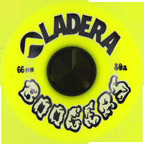 Ladera Boogers 63Mm 80A Yellow