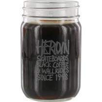 Herion Since 98 Mason Jar