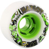 Venom Harlot Cobra Core 71Mm 80A Wht/Grn