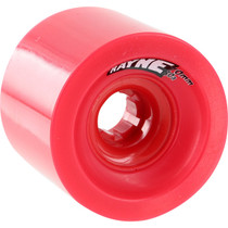 Rayne Lust 70Mm 80A Red/Red
