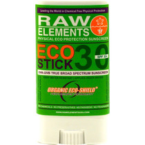 Raw Elements Eco Stick 30+ .6Oz