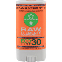 Raw Elements Eco Tint Stick 30+ .6Oz