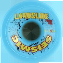 Seismic Landslide 75Mm 83A Blu/Yel Logo