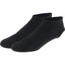 Block Surf Fin Sock 2Mm Md Black