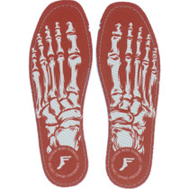 Footprint Kingfoam Skeleton Red 7-7.5 Insole