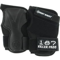 187 Derby Wrist Guard S-Black