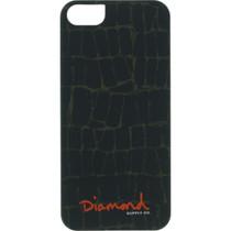 Diamond Iphone5 Croc Case Black Sale