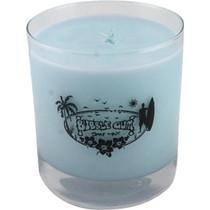 Bubble Gum 8Oz Glass Candle Wiamea
