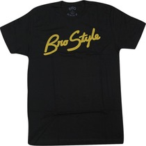Bro Style Script Ss S-Black