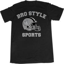 Bro Style Sports Ss S-Black