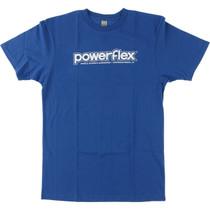 Powerflex Logo Ss L-Royal/Wht