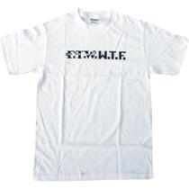 Skate Mental Ftw Wtf Ss S-White