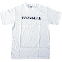 Skate Mental Ftw Wtf Ss Xl-White