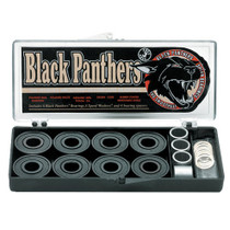Shorty'S Black Panthers Abec-3 Single Set