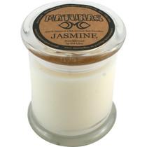 Matunas Soy Candle 14Oz Glass- Jasmine