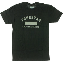 Fourstar Phys Ed Ss S-Black