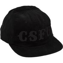 Creature Csfu Support Cord Hat Adj-Black