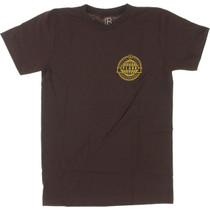 Plan B Globe Ss Xl-Burgundy Heather