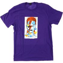Prime Gonz Bowie Ss Xl-Purple