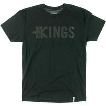 Zoo Kings Drop Kings Ss S-Black