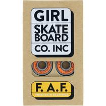 Girl F.A.F. Bearings Sil/Org