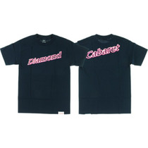 Diamond Neon Script Ss M-Navy Sale