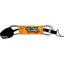 Sb Comp 6' Leash Solid Black