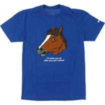Enj Horse Head Xl-Royal