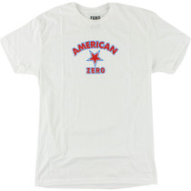 Zero American Zero Ss Xl-White
