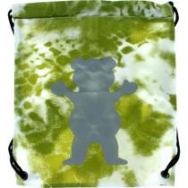 Grizzly Bear Logo Lightweight Bag Olive Tie Dye