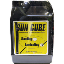 Sun Cure Quart Laminating Resin