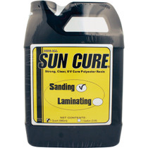 Sun Cure Quart Sanding Resin