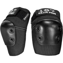187 Slim Elbow Pads S-Black
