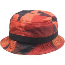 Diamond Simplicity Bucket Hat S/M-Red Sale