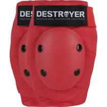 Destroyer Amateur Elbow Xl-Red