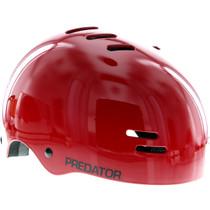 Predator Sk8 Helmet L/Xl-Gloss Red