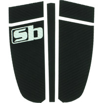 Sb Timm Lb Tailpad Traction Black