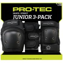 Protec Street Gear 3/Pk Bag Y-Blk Sale
