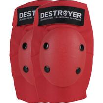 Destroyer Pro Elbow Xl-Red