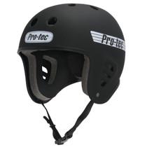 Protec Fullcut Rubber Black-Xl Helmet