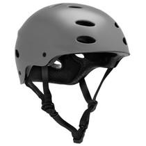 Protec Ace Eps Matte Grey-Xs Helmet (Cpsc)