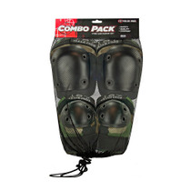 187 Combo Pack Knee/Elbow Pad Set Xs-Camo
