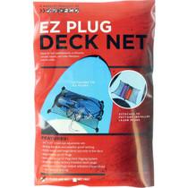 Surfco Ez Plug Deck Net Kit Black