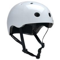 Protec Street Lite Gloss Wht Xs Helmet CpSanta Cruz Sale